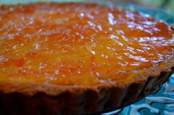 Cheesecake with Orange Marmalade