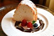 Almond Angel Cake