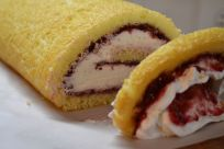 Rubbarb Roulade