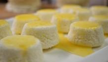 Tart lemon bites